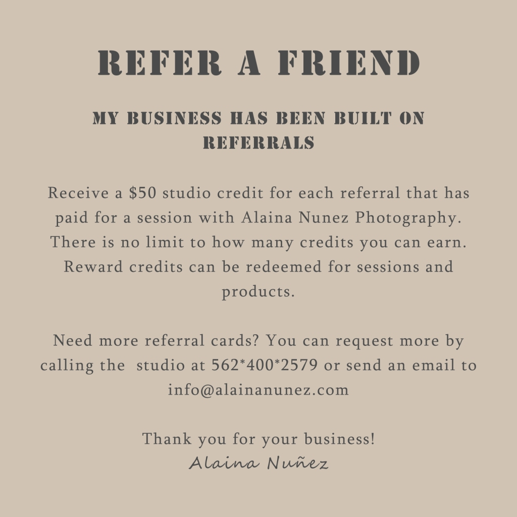 Referral Program-back