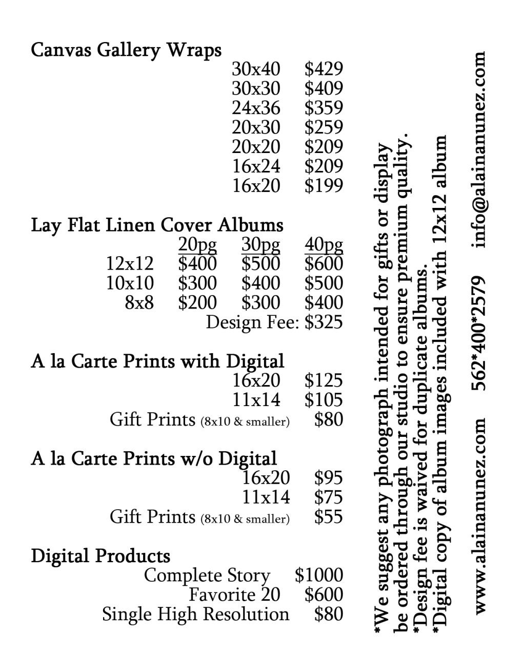 Pricing Guide-back4.25x5.5