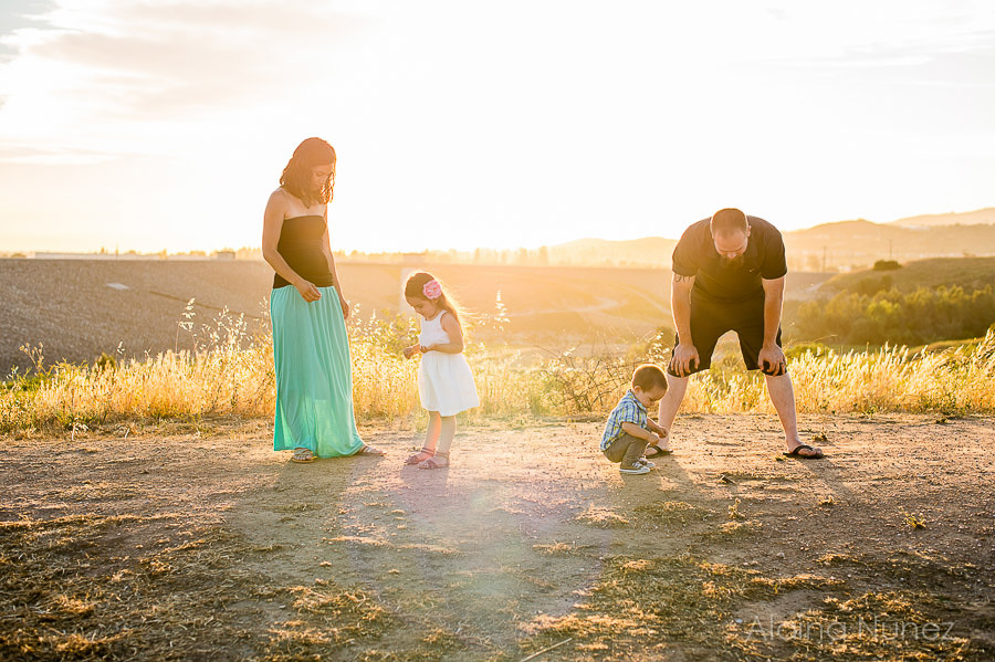 AlainaNunezPhotography.Sunset.Family-19