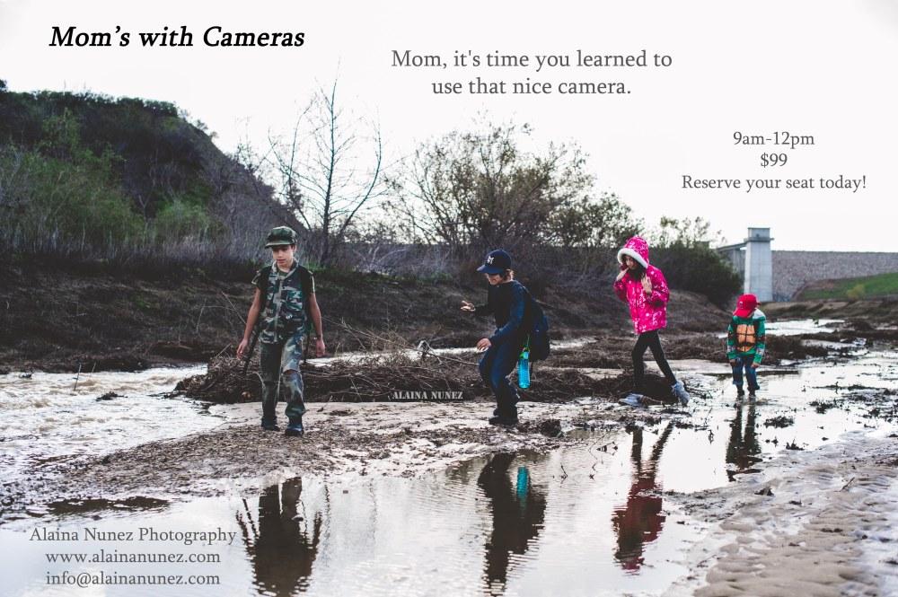 AlainaNunezPhotography.MomswithCamera