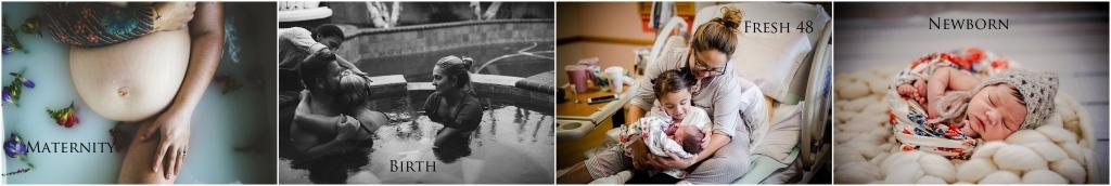AlainaNunezPhotography.Maternity to Newborn