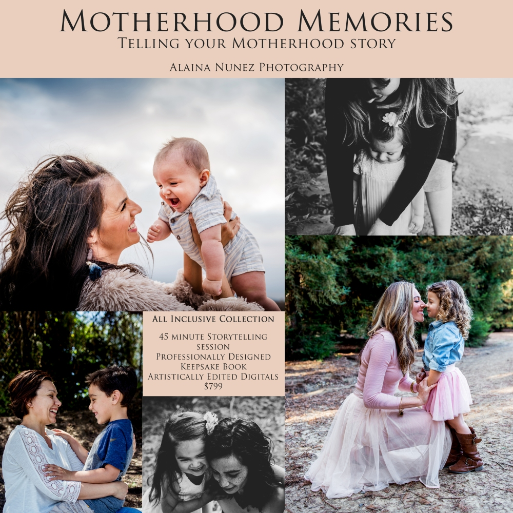 AlainaNunez.MotherhoodMemories2018