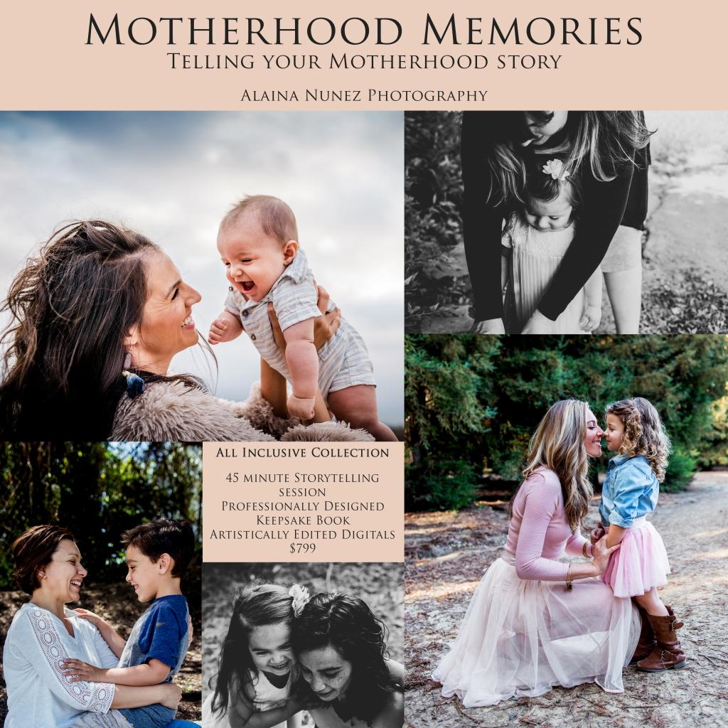 AlainaNunez.MotherhoodMemories2018
